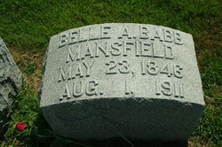 Arbella Aurelia <i>Babb</i> Mansfield