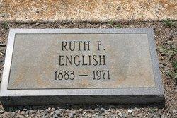 Ruth Elizabeth <i>Fuller</i> English