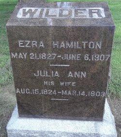Ezra Hamilton Wilder