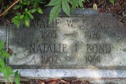 Natalie Whaley <i>Jenkins</i> Bond