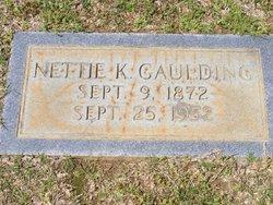 Nettie Rosetta <i>Key</i> Gaulding