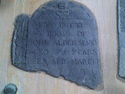 Capt John Alden, Jr