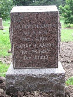 Sarah J. Aaron