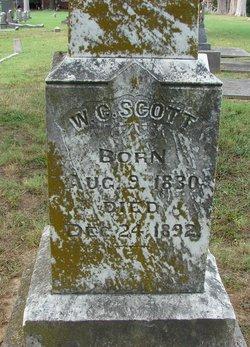 William Carroll Scott