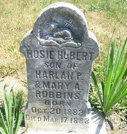 Hosie Hubert Robbins
