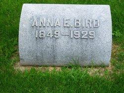 Anna E <i>Hughes</i> Bird