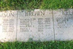 Thomas F. Brown, Jr
