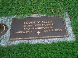 Louise V <i>Veal</i> Allen
