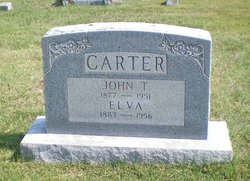 John T Carter