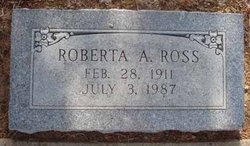 Roberta Alice Ross
