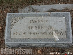 James Patterson Heiskell