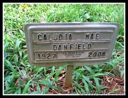 Claudia Mae Danfield