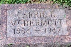 Carrie Belle <i>King</i> McDermott