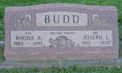 Joseph Lee Budd