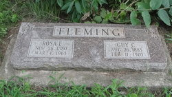 Rosa Elizabeth <i>Laughlin</i> Fleming