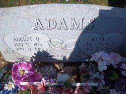 August Harvey Adams