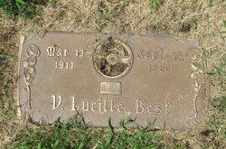 Velma Lucille Best