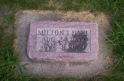 Milton T. Dahl
