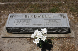 Thilda Ella <i>Schmidt</i> Birdwell