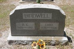 Emma N. <i>Berry</i> Birdwell