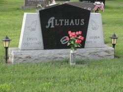 Ervin A Althaus