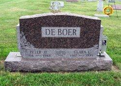 Clara Catherine <i>Voigt</i> DeBoer