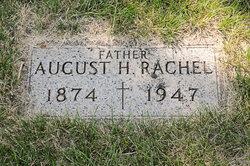 August Herman Rachel