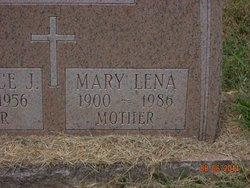 Mary Lena Lena <i>Greenwell</i> Koch