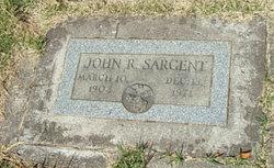 John Richard Sargent