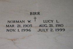 Lucy Louise <i>Konitzer</i> Birr