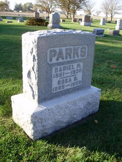 Rosa D. Rosie <i>Hunsaker</i> Parks