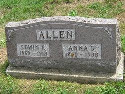 Edwin F Allen
