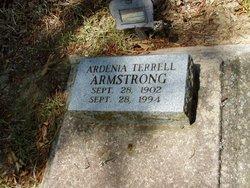 Ardwnia <i>Terrell</i> Armstrong