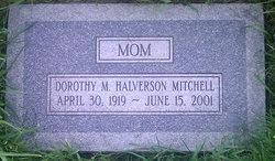 Dorothy Maurine <i>Mowrey</i> Halverson-Mitchell