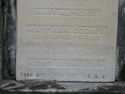 Mary Alphonse