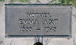 Emma <i>Meisner</i> Axt