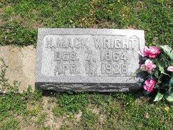 Horace McDonald Mack Wright