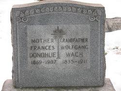 Frances <i>Wach</i> Donohue