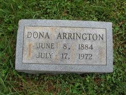 Caldonia Dona Arrington