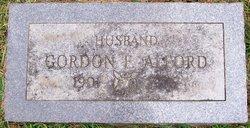 Gordon F Alford