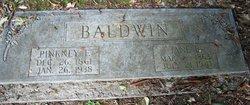 Jane <i>Bristol</i> Baldwin
