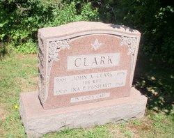 Ina P <i>Pushard</i> Clark