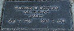 William R Baucum