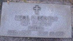 Merl Howard Eckert