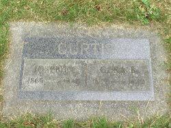 Cora <i>Fowler</i> Curtis