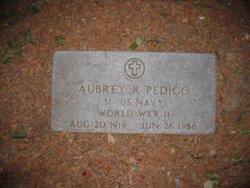 Aubrey R Pedigo