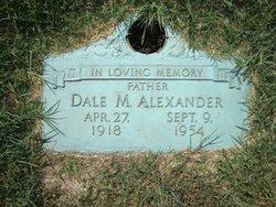 Dale M Alexander