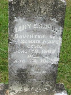 Mary Emiline <i>Skinner</i> Floyd Sharp