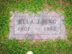 Ella Jane <i>Heckler</i> Ping