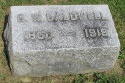 Daniel W. Caldwell